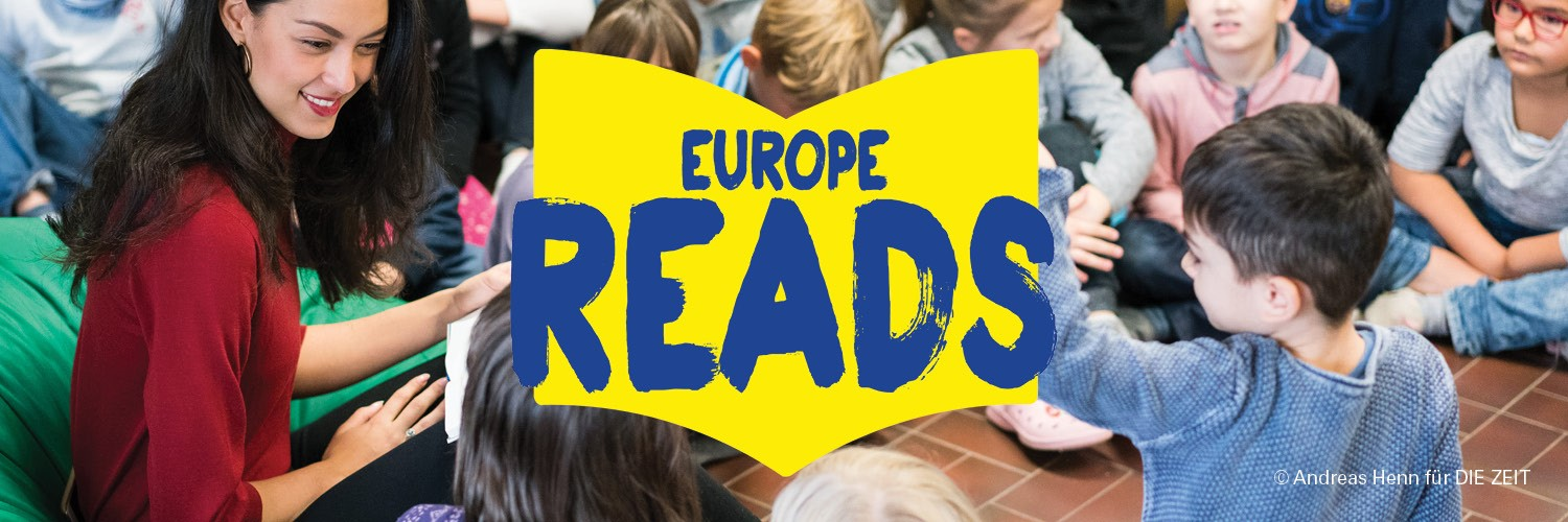 Campaign Europe Reads - How to make Europe Read again