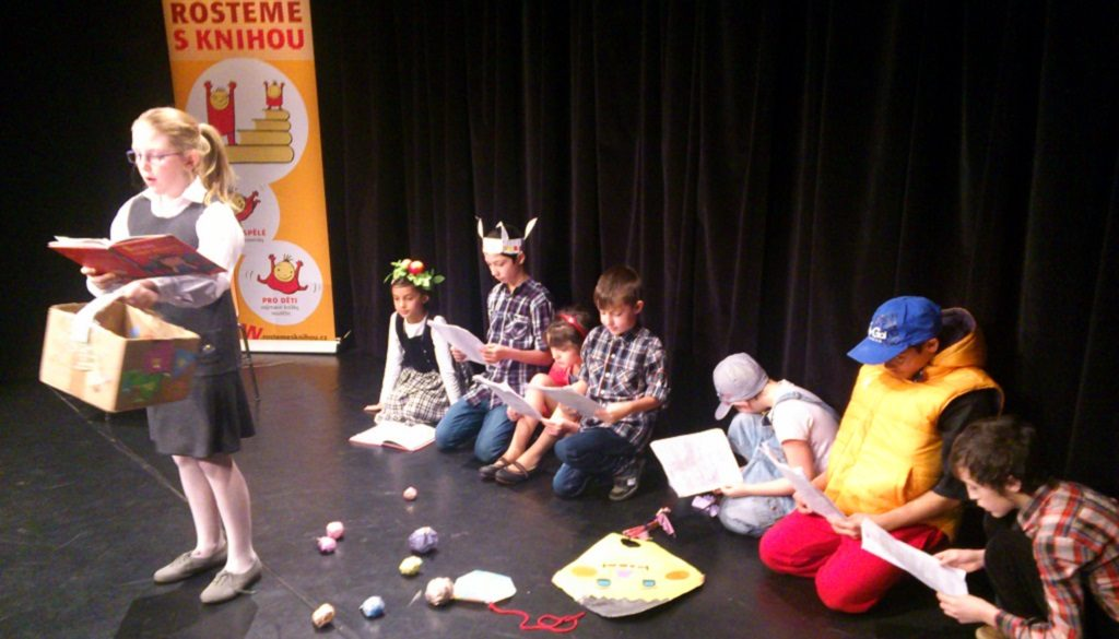Children S Reading Day Czech Republic Euread